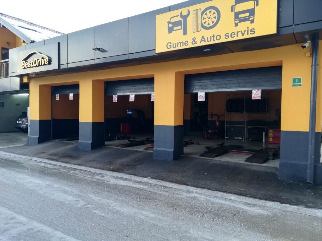 TR Auto Shop Maja